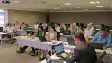 Integrantes e técnicos da ConSoea reuniram-se neste dia 28 em Maceió