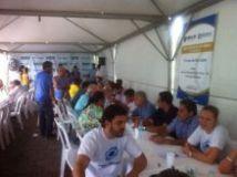 CREA-SC presta orienta��o � popula��o no projeto Prefeitura no Bairro