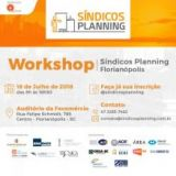 Síndicos Planning: Inscrições abertas para workshop na capital dia 18.07