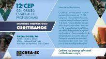Curitibanos sedia nesta quarta-feira (4) encontro preparat�rio ao 12� CEP