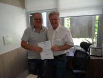 Eng. Agr. Álvaro Dourado é nomeado coordenador do Colégio de Diretores Regionais
