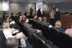 CREA sedia Encontro de Dirigentes das Institui��es Participantes da Rede SIDEMS