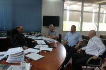 CREA e Cidasc alinha a��es do conv�nio de fiscaliza��o de agrot�xicos