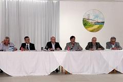 Reforma pol�tica e administrativa em pauta durante reuni�o da Ascop