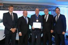 CREA homenageia profissionais, instituições e empresas na Medalha do Mérito 2017