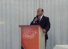 Presidente do CREA-SC prestigia posse da Diretoria da AREAVID