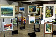 Espa�o Cultural do CREA-SC apresenta obras do pintor Nelson Soares