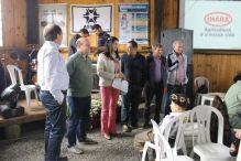 Encontro dos Engenheiros Agr�nomos re�ne mais de 200 pessoas em S�o Joaquim