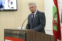 CREA recebe Moção de Louvor da Câmara de Blumenau pelos 60 anos de história