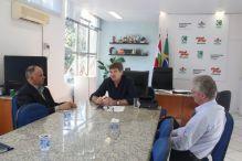 Valoriza��o profissional em pauta na Cidasc e Secretaria da Agronomia