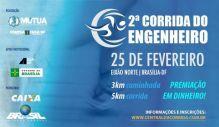 2ª Corrida do Engenheiro traz a Brasília opções de lazer para todas as idades