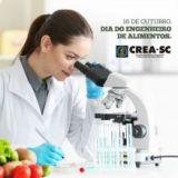 16 de outubro: Dia do Engenheiro de Alimentos. Parabéns!