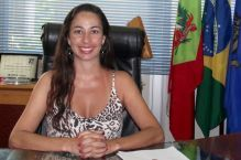 Eng.Sanit. Fernanda Maria Vanhoni assume presid�ncia interina do CREA-SC