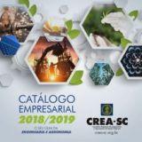 CREA lança 9ª edição do Catálogo Empresarial