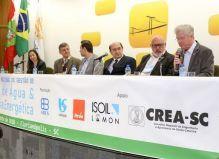 Seminário Nacional debate Gestão de Perdas de Água e Eficiência Energética