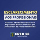 ESCLARECIMENTO AOS PROFISSIONAIS