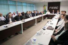 Novo Conselho vai apoiar definição de prioridades para infraestrutura de SC