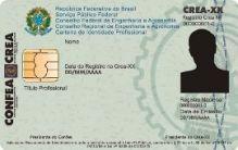 Sistema Confea/Crea cria nova carteira profissional