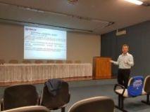CREA-SC ministra palestra para 60 formandos da Unoesc Joaçaba