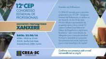 Xanxer� recebe Encontro Preparat�rio ao 12� CEP segunda-feira (23.05)