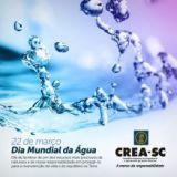 22 de março: Dia Mundial da Água. Confira as últimas notícias do Fórum Mundial