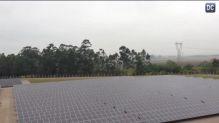 Maior usina solar do Brasil entra em funcionamento em Tubar�o