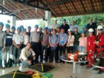 Coordenadoria de C�maras Especializadas de Eng. de Seg. do Trab. promove worshop