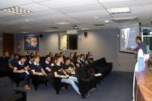 Comissão Acadêmica Estadual do CREAjr-SC reúne-se em Florianópolis