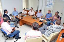 Conselho e Prefeitura de Blumenau alinham a��es de fiscaliza��o