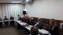 Diretores regionais debatem a��es e projetos  em S�o Bento do Sul