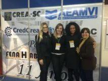 CredCrea participa da Fenahabit/Fabricon