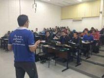 CREA-SC promove palestra para calouros da ASSEVIM