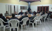 Fiscaliza��o participa da reuni�o de colegiado de inspetores de Lages