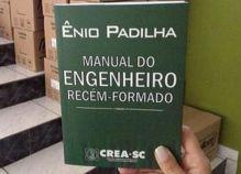 Eng. �nio Padilha lan�a Manual do Engenheiro Rec�m-formado