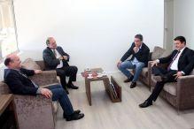 Conselho dialoga com a reitoria da UDESC