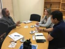 CredCrea e OCEPAR se re�nem para fortalecer trabalho com os acad�micos do Paran�