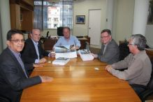 Projeto da Ponte Herc�lio Luz ser� apresentado na plen�ria do CREA-SC