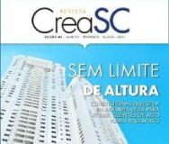 Confira 3� edi��o da Revista Digital do CREA-SC