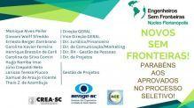 Engenheiros Sem Fronteiras inicia atividades do núcleo da Grande Florianópolis