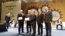 Profissional Catarinense homenageado na abertura da 73 SOEA