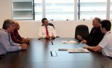 CREA-SC e TCE-SC assinam termo de coopera��o para fiscaliza��o de obras p�blicas